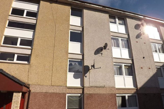 Thumbnail Flat to rent in Stewarton Terrace, Wishaw, North Lanarkshire
