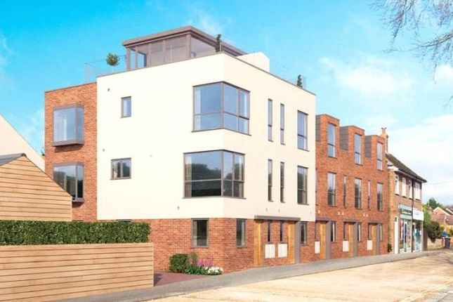 Thumbnail End terrace house for sale in Findon Road, Findon Valley, Worthing