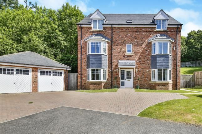 Thumbnail Detached house for sale in Lowes Wynd, Nevilles Cross, Durham, Co Durham