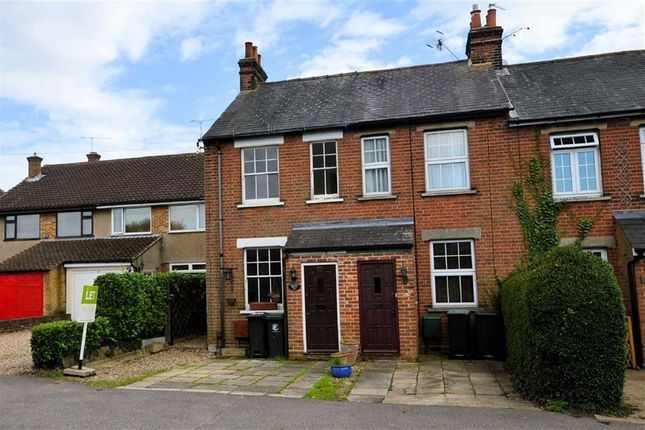 Thumbnail End terrace house to rent in High Road, North Weald, Epping