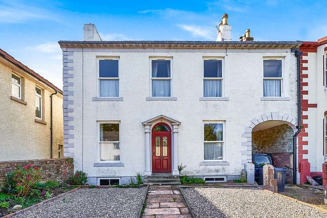 3 bed semi-detached house for sale in Clifton Terrace, High Street, Wigton CA7