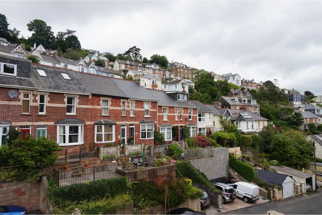 3 bed end terrace house for sale in victoria road