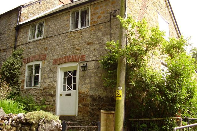 Thumbnail End terrace house to rent in Stoke Abbott, Beaminster, Dorset