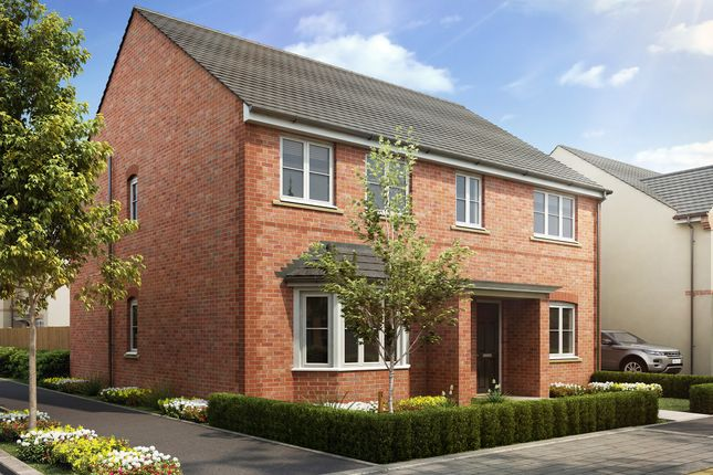"""5 bed detached house for sale in """"The Holborn"""" at Bullers Green, Morpeth NE61"""