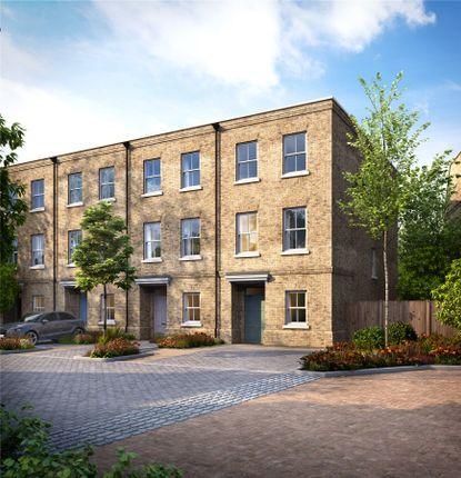 Thumbnail End terrace house for sale in Richmond Chase, Church Road, Richmond