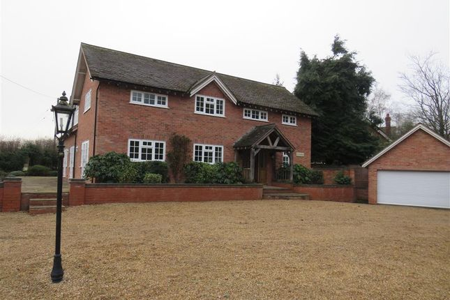 Thumbnail Detached house to rent in Stareton, Kenilworth