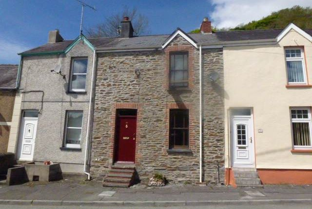 Thumbnail Terraced house to rent in Trevaughan Road, Trevaughan, Carmarthenshire