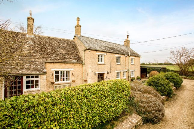 Thumbnail Detached house for sale in Kencot, Lechlade, Oxfordshire