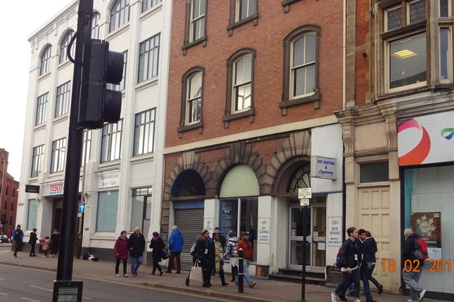 Retail premises for sale in Market Place, Leicester