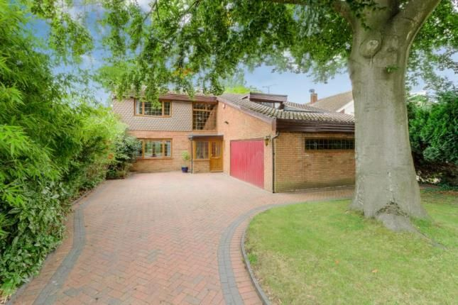 Thumbnail Detached house for sale in Whalley Drive, Bletchley, Milton Keynes