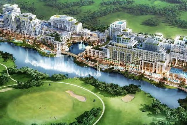 Thumbnail Apartment for sale in Hotel, Akoya Oxygen, Dubai Land, Dubai