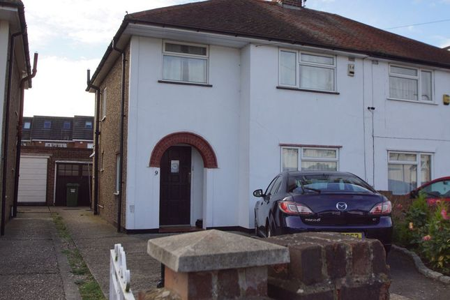 Thumbnail Property to rent in Bowyer Drive, Burnham, Slough