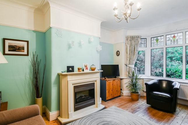 Thumbnail Semi-detached house for sale in Woodend Road, Stockport