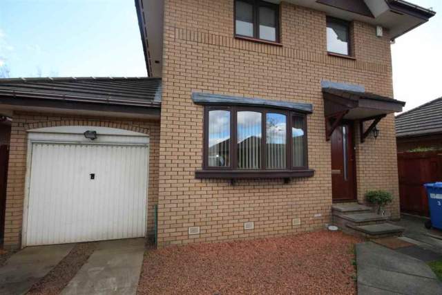 Thumbnail Detached house to rent in Lyefield Place, Livingston, 6Tl