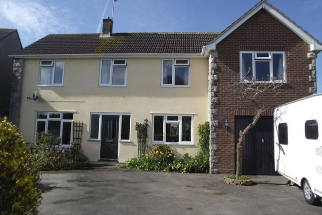 Thumbnail Detached house for sale in Kingsbere Crescent, Dorchester