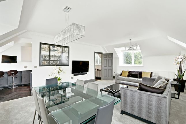 Thumbnail Penthouse for sale in Games Road, Hadley Wood