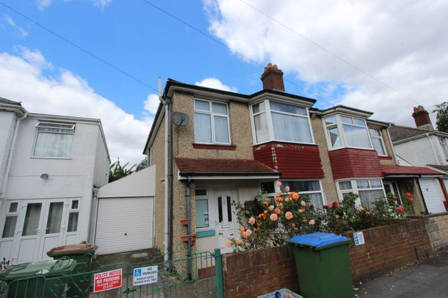 Thumbnail Semi-detached house for sale in Salcombe Road, Shirley, Southampton