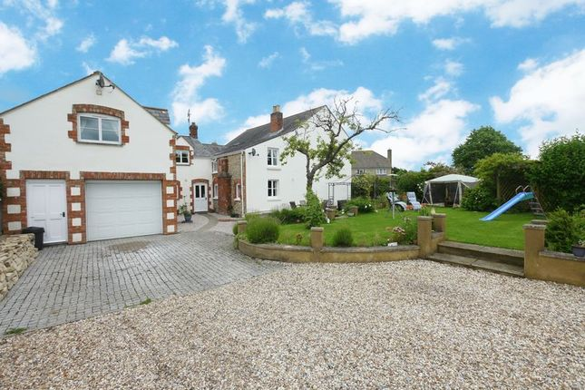 Detached house for sale in Thornhill Road, South Marston, Swindon