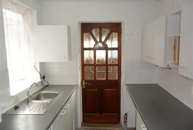 Thumbnail Terraced house to rent in Fairholme Drive, Mansfield