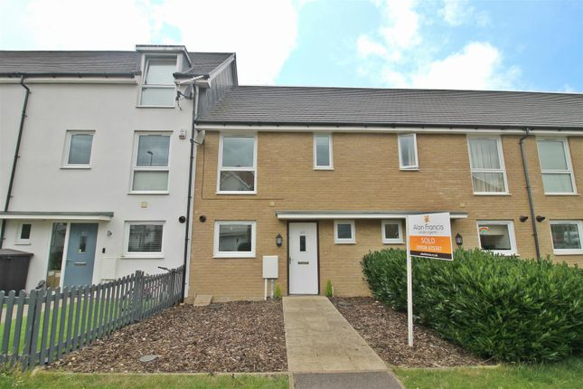 Thumbnail Terraced house to rent in Top Fair Furlong, Redhouse Park, Milton Keynes