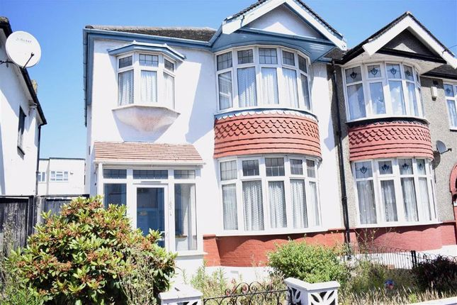 Thumbnail End terrace house for sale in Cavendish Gardens, Barking, Essex