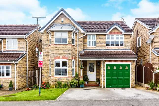 Detached house for sale in Pearmain Drive, Maltby, Rotherham