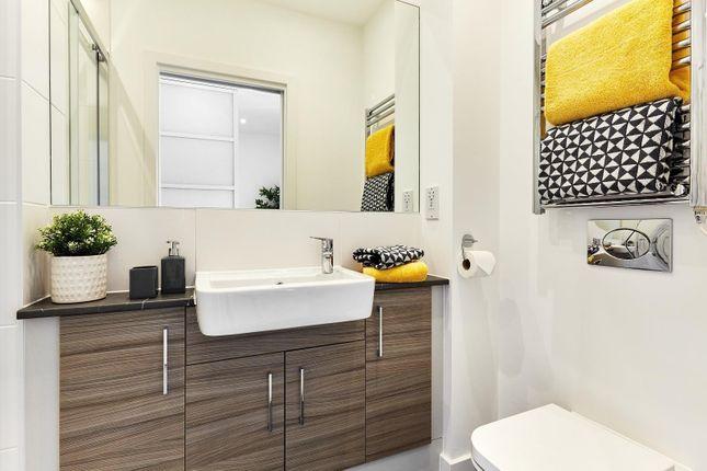 Bathroom of Kings Road, King's Road, Reading RG1
