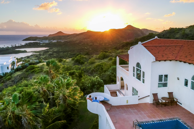 Thumbnail Villa for sale in Turtle Beach, St. Kitts, Saint Peter Basseterre