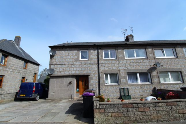 Thumbnail Flat for sale in Kincorth Crescent, Aberdeen