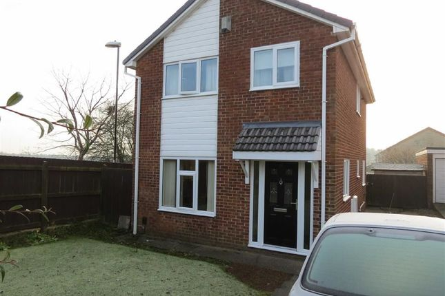 Thumbnail Detached house for sale in Morpeth Close, Oxclose, Washington