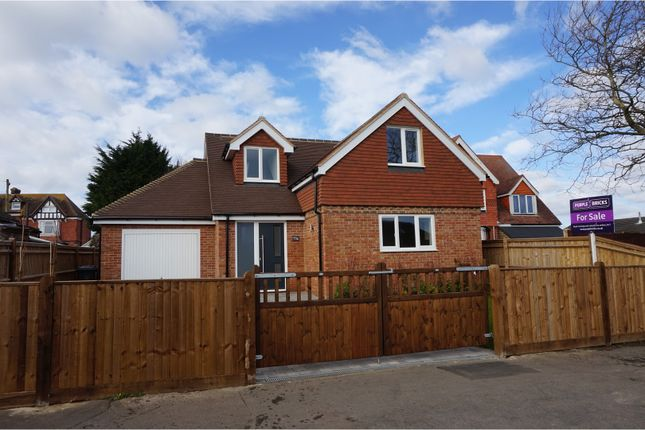 Thumbnail Detached house for sale in Manor Road, Selsey