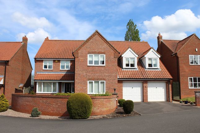 5 bed detached house for sale in Holme Close, Thorpe-On-The-Hill, Lincoln LN6