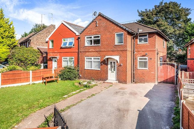 4 bed semi-detached house for sale in Eccles Old Road, Salford M6