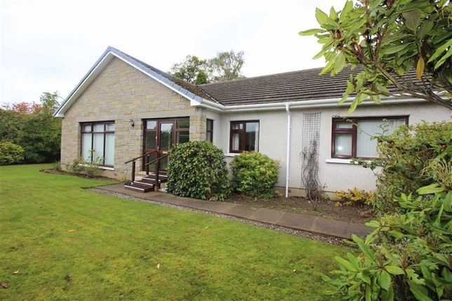 Thumbnail Detached bungalow for sale in Eriskay Road, Inverness