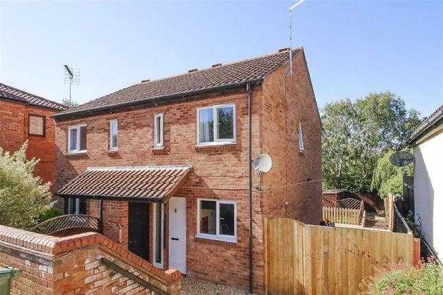 Thumbnail Semi-detached house to rent in Church Hill, Two Mile Ash, Milton Keynes, Bucks