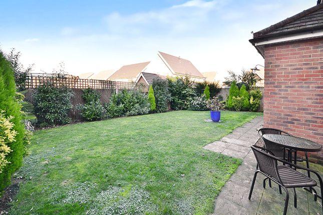 Garden of Crawley Down, West Sussex RH10