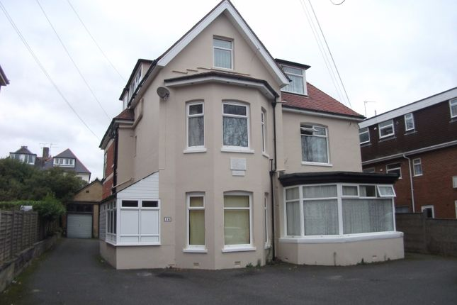 Studio to rent in 14 Florence Road, Bournemouth