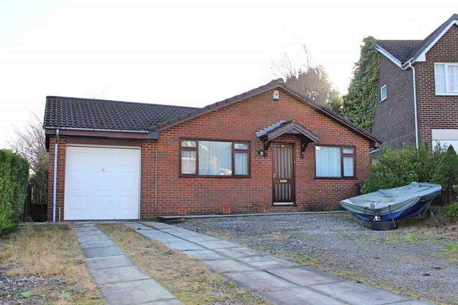 Thumbnail Detached bungalow for sale in Ventnor Road, Haslingden, Rossendale
