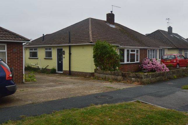 Thumbnail Semi-detached bungalow to rent in Queens Crescent, Stubbington, Fareham