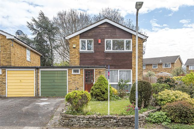 4 bed link-detached house for sale in Seaford Close, Ruislip, Middlesex HA4