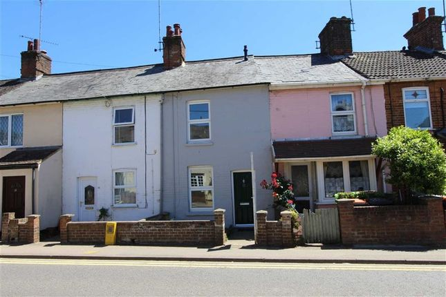 Thumbnail Terraced house for sale in Woburn Road, Heath And Reach, Leighton Buzzard