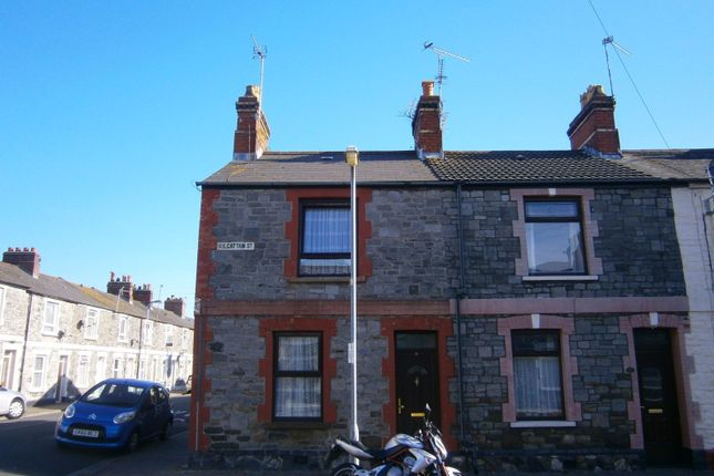 Thumbnail Terraced house to rent in Kilcattan Street, Cardiff, Caerdydd