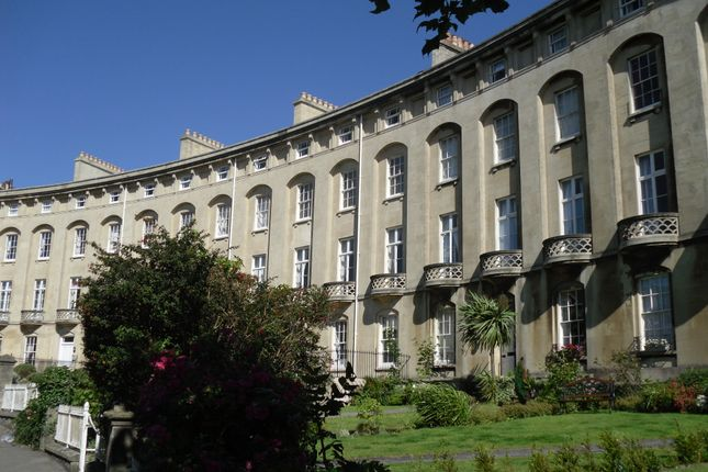 Thumbnail Flat to rent in 2-5 Royal Crescent, Weston Super Mare