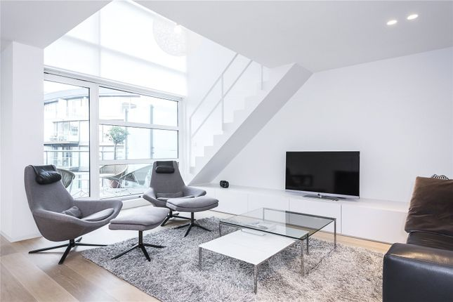 Thumbnail Flat for sale in Howard Building, 368 Queenstown Road, London