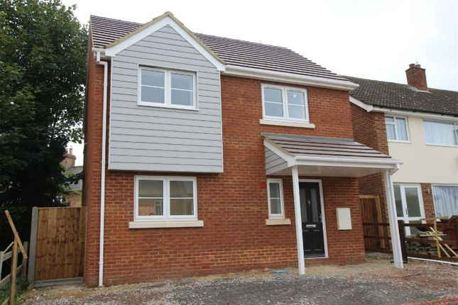 Thumbnail Detached house for sale in Silver End Road, Haynes, Bedford