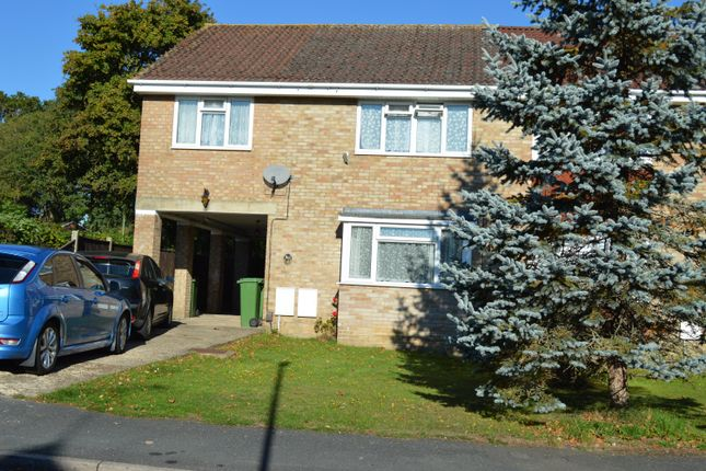 Thumbnail Property to rent in Rufford Close, Eastleigh
