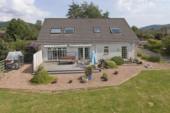 Thumbnail Detached house for sale in Appin Cottage, Strowan Road, Comrie