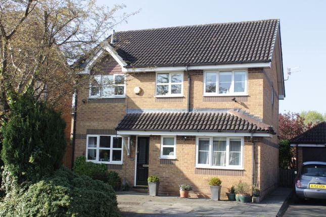 Thumbnail Detached house for sale in Pennymoor Drive, Broadheath, Altrincham