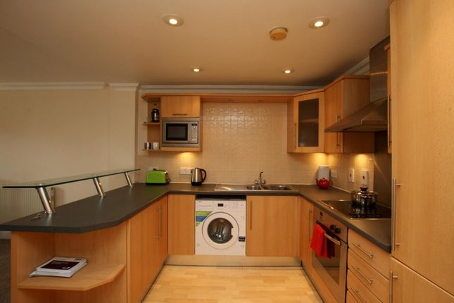 Kitchen of Caerleon House, St. Georges Place, Cheltenham GL50