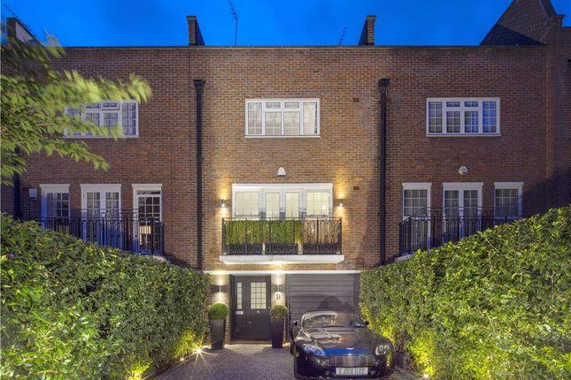Thumbnail Property to rent in Blomfield Road, Little Venice, London